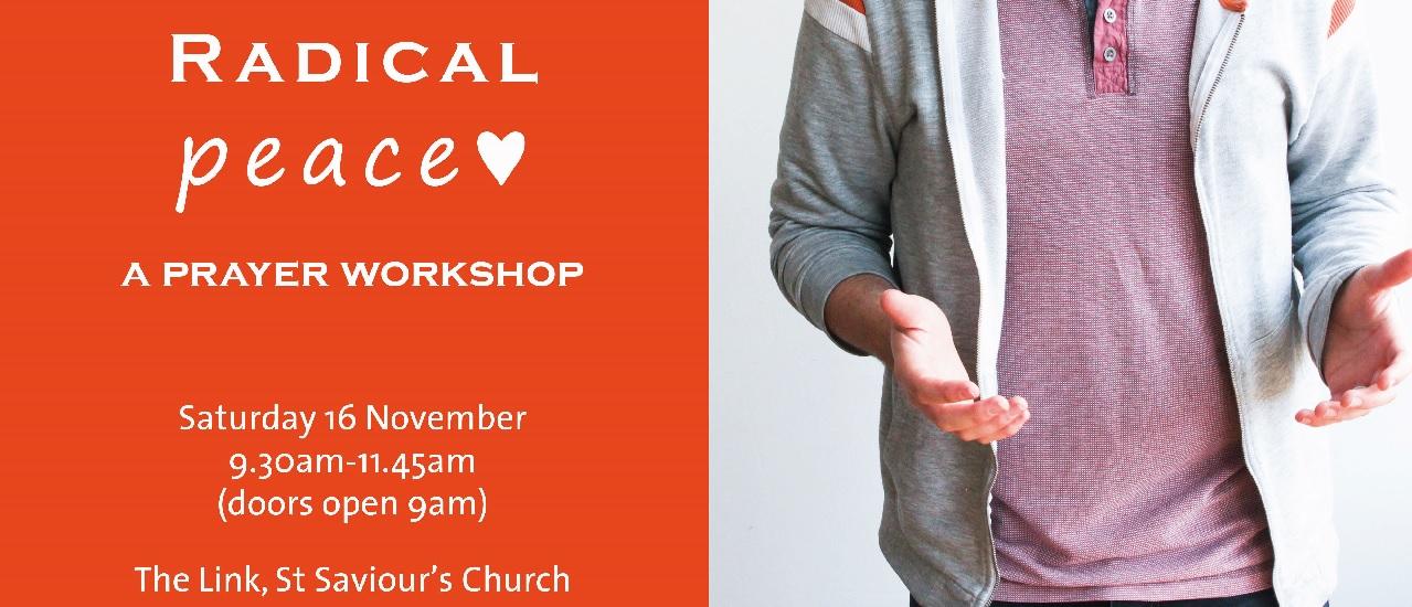 Prayer workshop